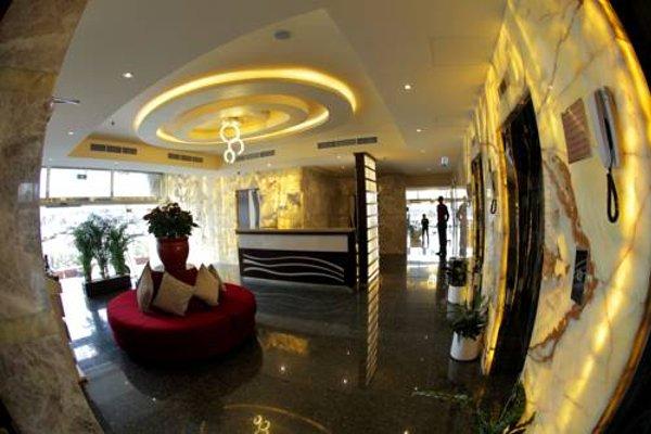 Ewan Tower Hotel Apartments - фото 16