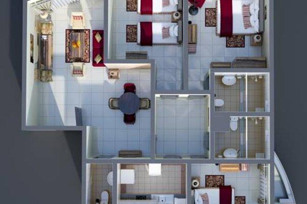 Ewan Tower Hotel Apartments - фото 18