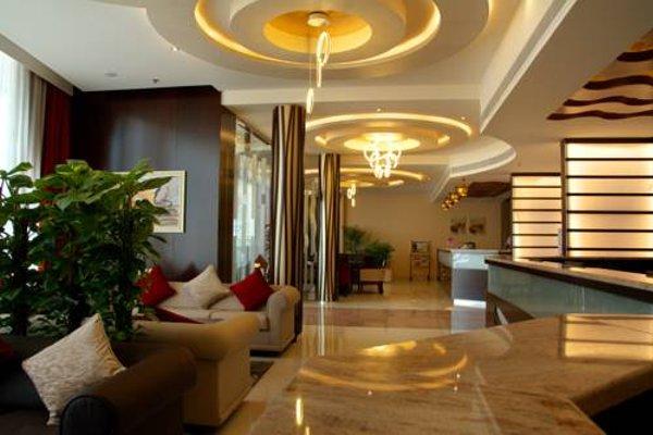 Ewan Tower Hotel Apartments - фото 9