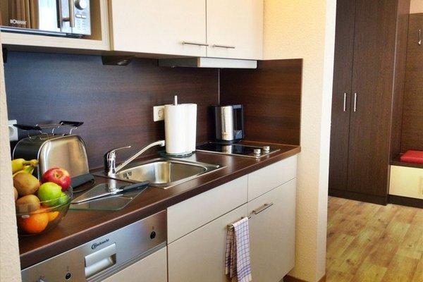 Apartmenthotel Quartier M - фото 13