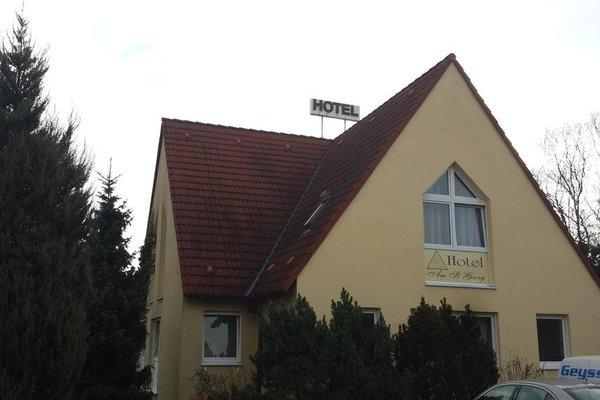 Hotel Am St. Georg - фото 19