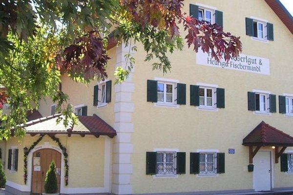 Hotel Garni Noserlgut - 23