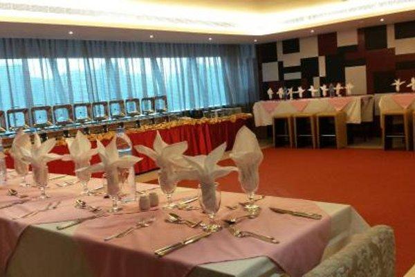 Al Jazira Club Hotel - фото 12