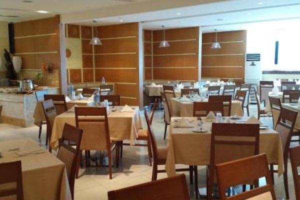 Al Jazira Club Hotel - фото 14