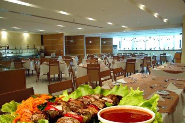Al Jazira Club Hotel - фото 16