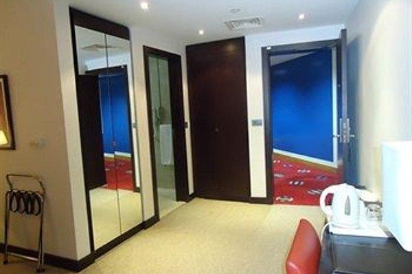 Al Jazira Club Hotel - фото 17