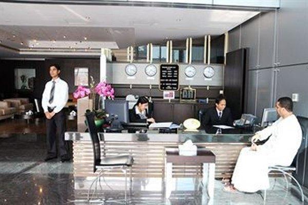 Al Jazira Club Hotel - фото 18