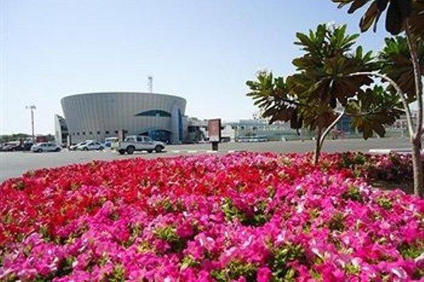 Al Jazira Club Hotel - фото 19