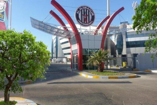 Al Jazira Club Hotel - фото 20