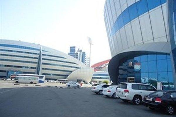 Al Jazira Club Hotel - фото 21