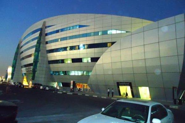 Al Jazira Club Hotel - фото 23
