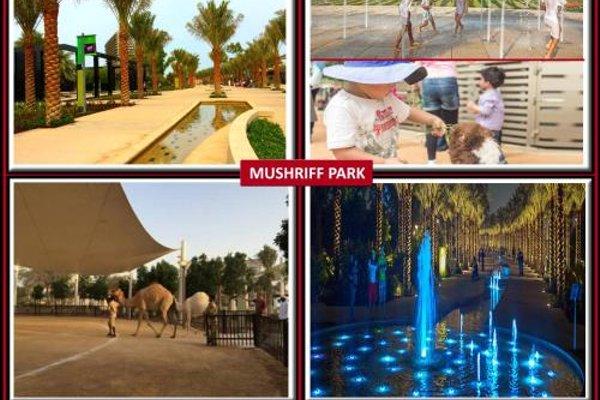 Al Jazira Club Hotel - фото 7