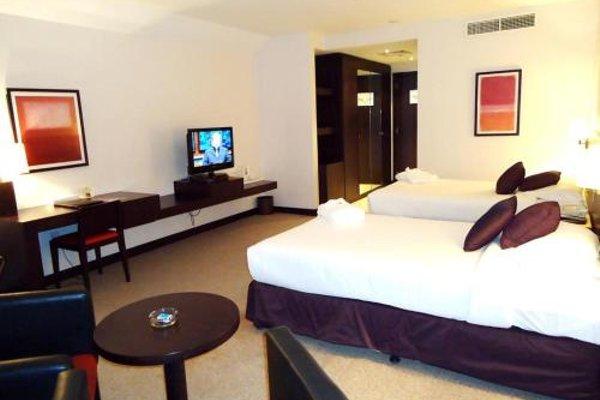 Al Jazira Club Hotel - фото 8
