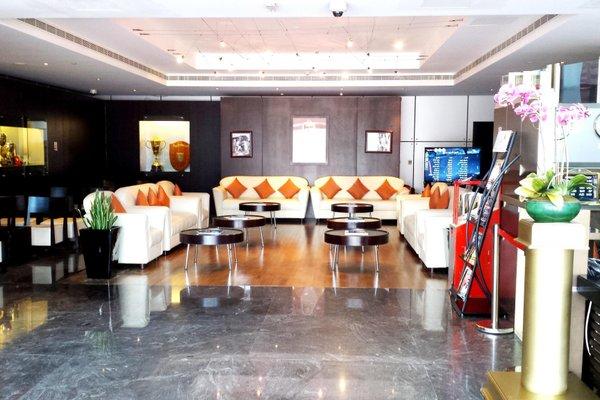 Al Jazira Club Hotel - фото 9