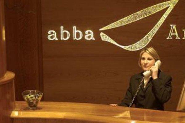 Abba Atocha Hotel - 11