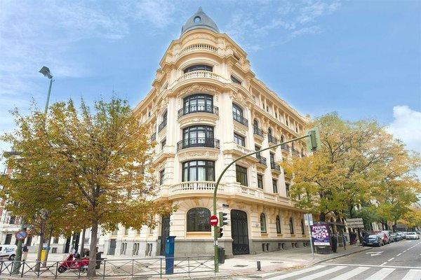 Hotel Sardinero Madrid - фото 22