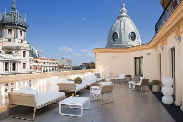 Hotel Sardinero Madrid - фото 23