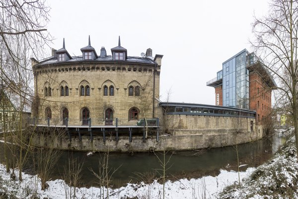 Altes Knasthaus Fronveste - фото 12