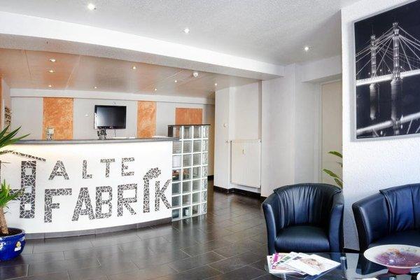 Hotel Alte Fabrik - фото 12
