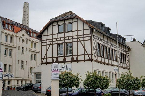 Hotel Alte Fabrik - фото 22