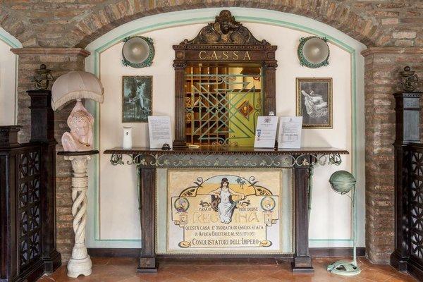 Hotel Villino Della Flanella - фото 20