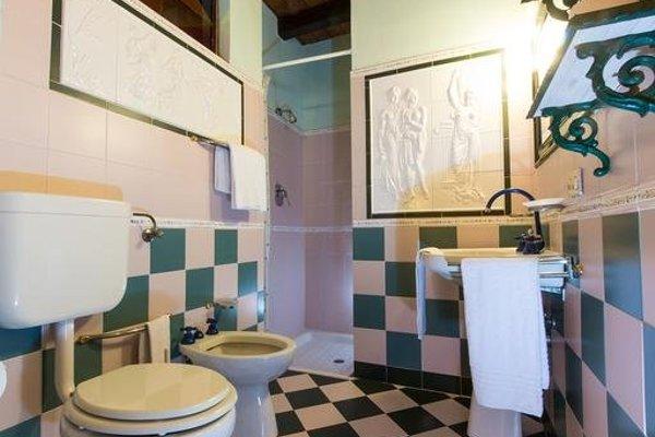 Hotel Villino Della Flanella - фото 9