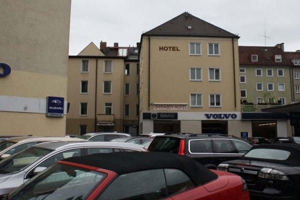 Garagen Hotel - 22
