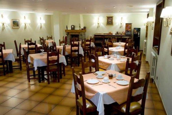Hotel Santa Barbara De La Vall D'ordino - фото 12