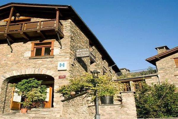 Hotel Santa Barbara De La Vall D'ordino - фото 20