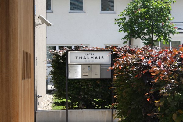 Hotel Thalmair - фото 16