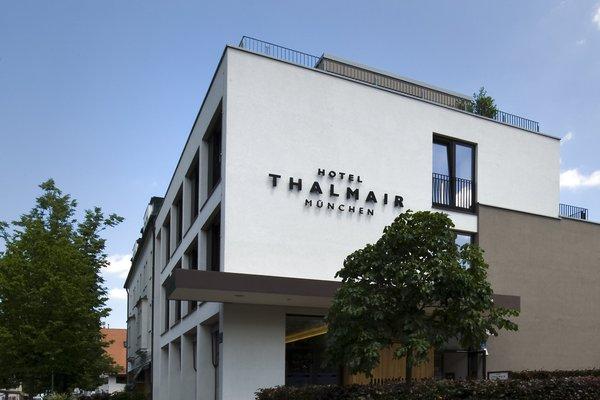 Hotel Thalmair - фото 18