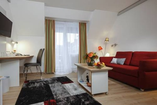 Hotel Am Schlosspark - фото 6