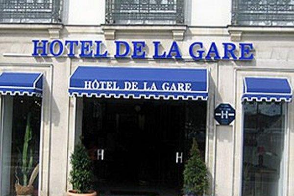 Citotel De La Gare - фото 13