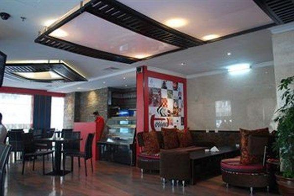 Liwa Hotel Apartments - фото 14