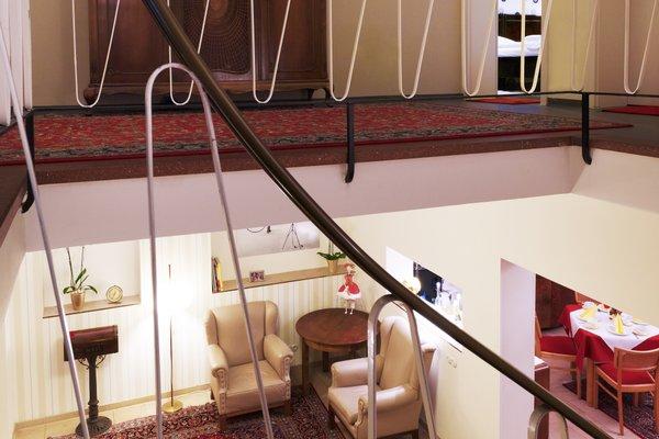 Design-Boutique Hotel Vosteen im Stile der 50er Jahre - фото 7