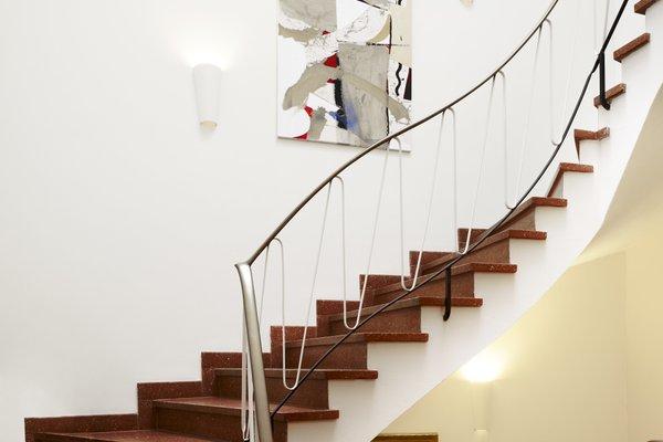 Design-Boutique Hotel Vosteen im Stile der 50er Jahre - фото 9