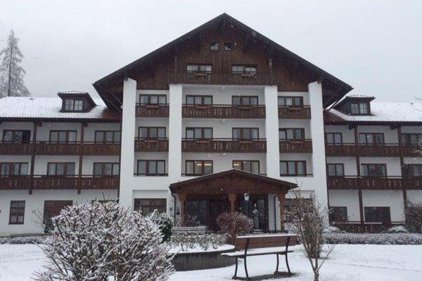Hotel am Kofel - Gesundheitszentrum Oberammergau - фото 12