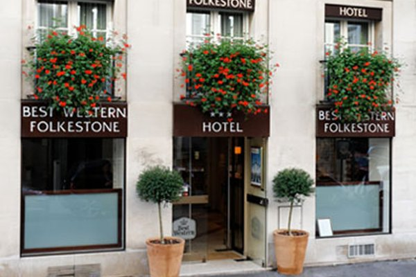Best Western Hotel Folkestone Opera - фото 16