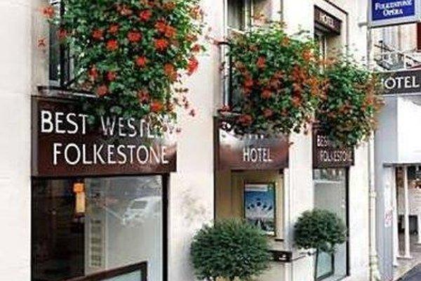 Best Western Hotel Folkestone Opera - фото 17