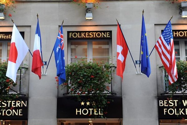 Best Western Hotel Folkestone Opera - фото 20