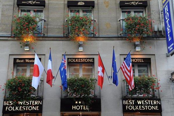 Best Western Hotel Folkestone Opera - фото 23