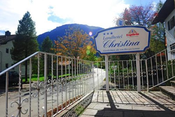 Landhotel Christina - фото 19