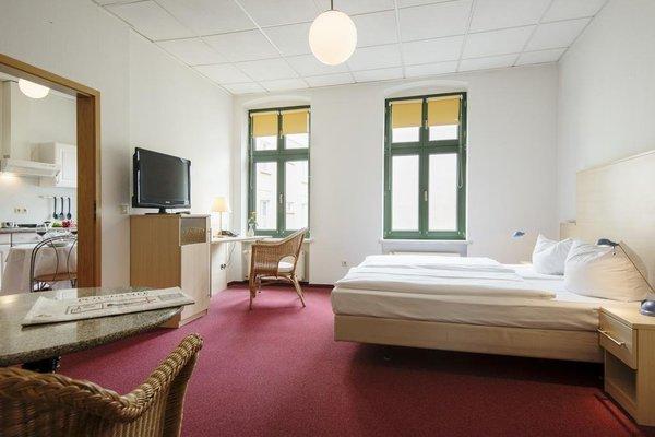 Bed & Breakfast Am Luisenplatz - фото 50