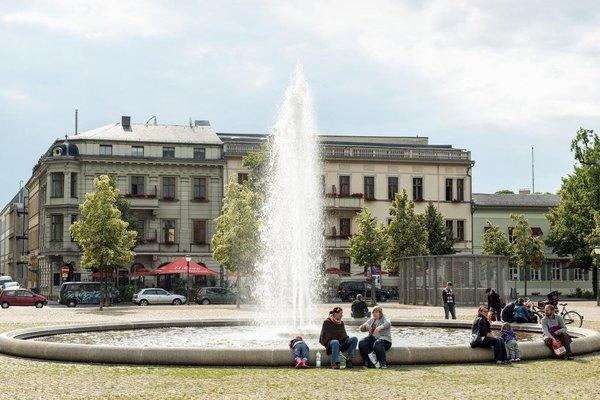 Bed & Breakfast Am Luisenplatz - фото 16