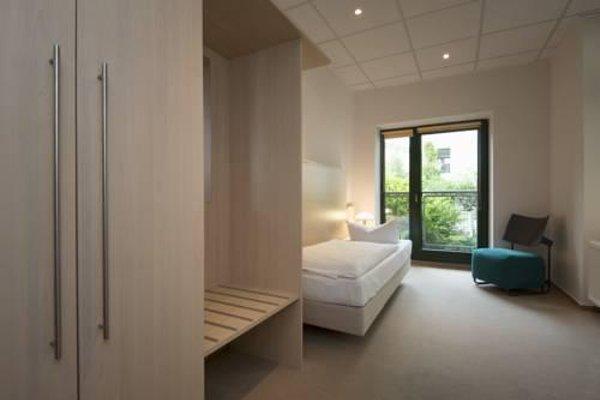 Bed & Breakfast Am Luisenplatz - фото 4
