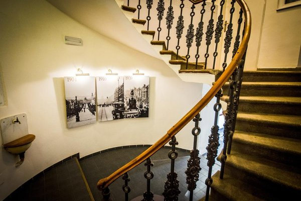 Wenceslas Square Hotel (ех. Musketyr) - фото 11
