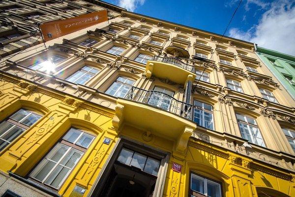 Wenceslas Square Hotel (ех. Musketyr) - фото 22