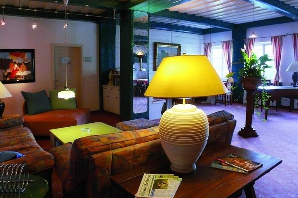 Garden-Hotel Reinhart - фото 16
