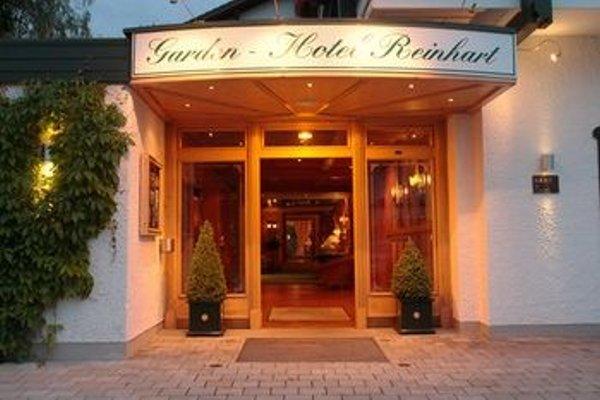 Garden-Hotel Reinhart - фото 22