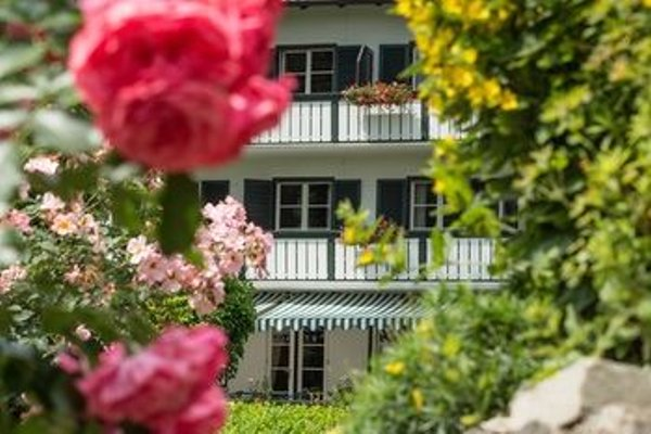 Garden-Hotel Reinhart - фото 23